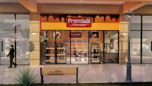 Premialli Chocolates - a primeira franquia sazonal de chocolates do Brasil