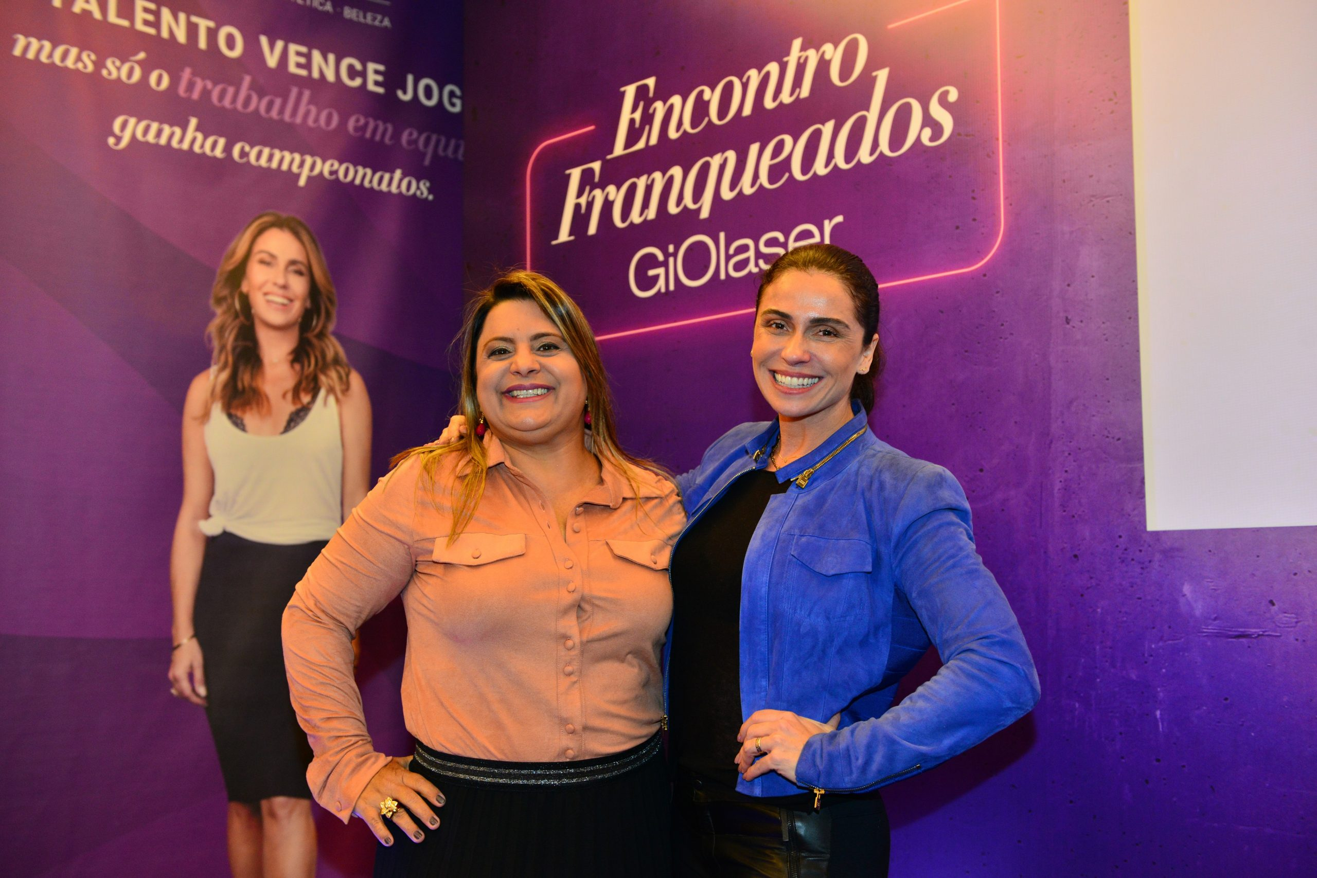 Celebridades e empreendedorismo feminino no franchising