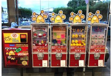 Franquia de vending machine é aposta para 2020
