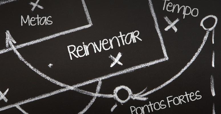 como você vai se reinventar no mercado