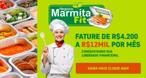 Marmita Fit menor
