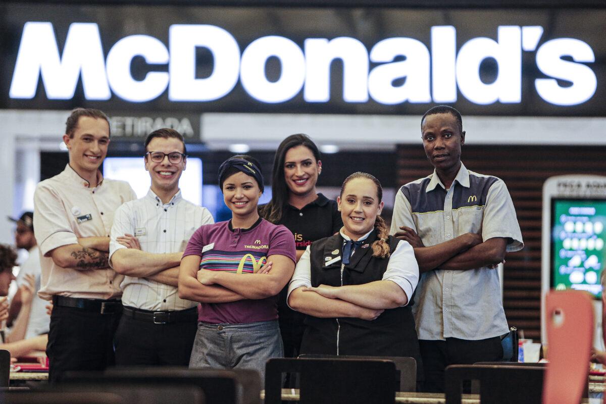 McDonald's abre 60 vagas de emprego no RJ