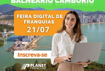 Planet Franchise acontece em Camboriú (SC)