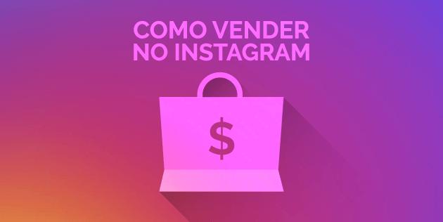 Como vender no instagram