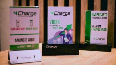 4 Charge busca expansão no Brasil